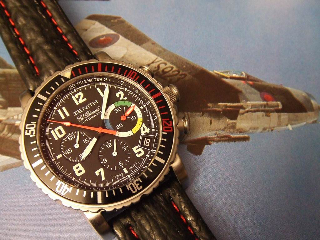 Zenith Rainbow Flyback Color ZRFB01