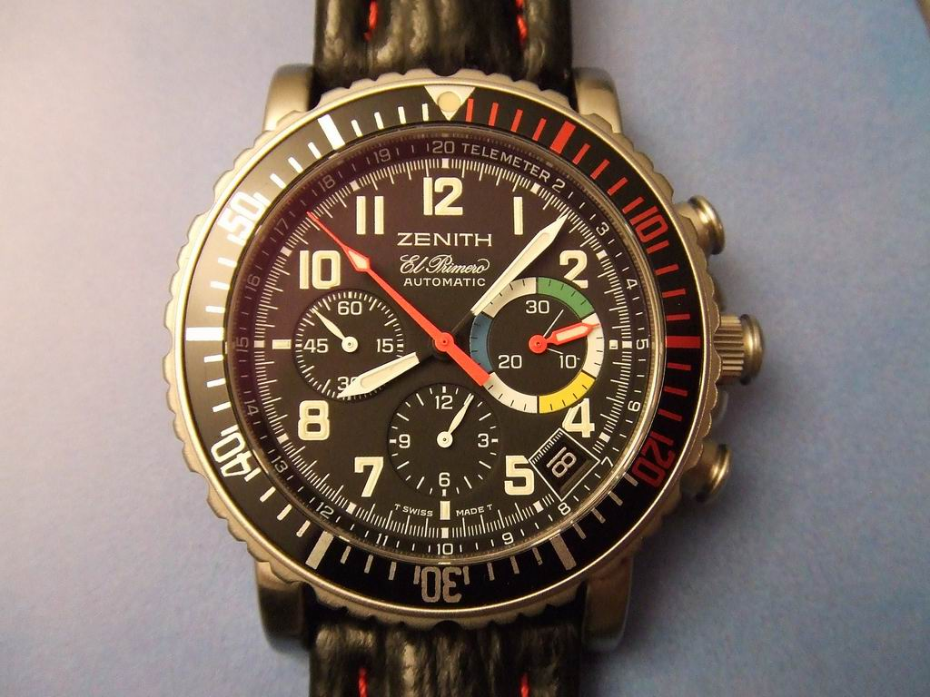 Zenith Rainbow Flyback Color ZRFB02