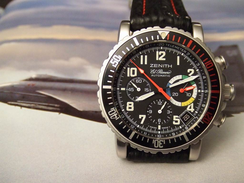 Zenith Rainbow Flyback Color ZRFB04