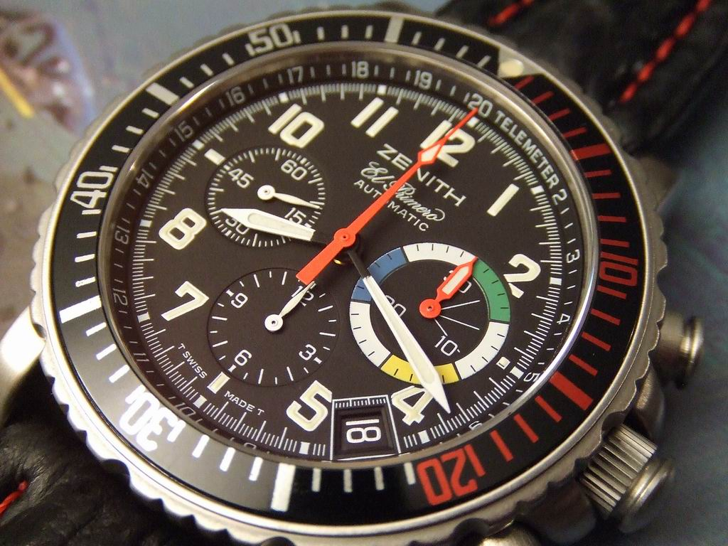 Zenith Rainbow Flyback Color ZRFB12