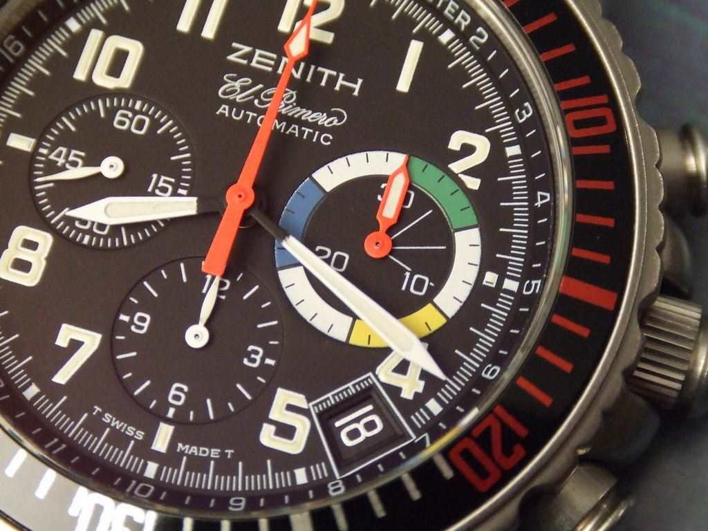 Zenith Rainbow Flyback Color ZRFB13