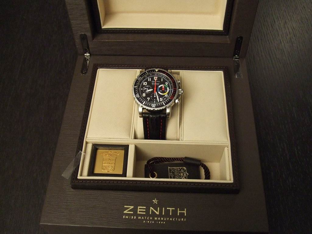 Zenith Rainbow Flyback Color ZRFB17